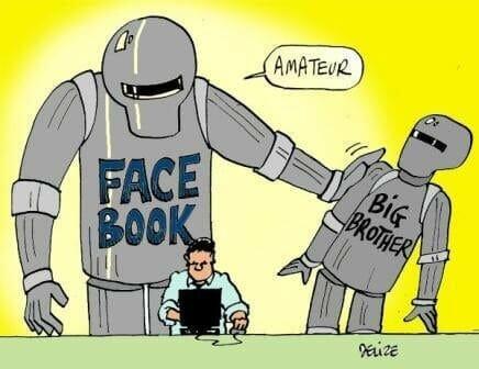 Facebook is big brother